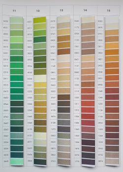 Isacord-Chart-3a-250x348 Amman ISACORD Embroidery Thread 1000m